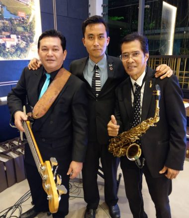jazz band KL
