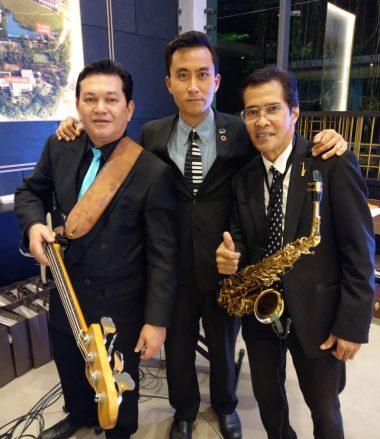 jazz band KL