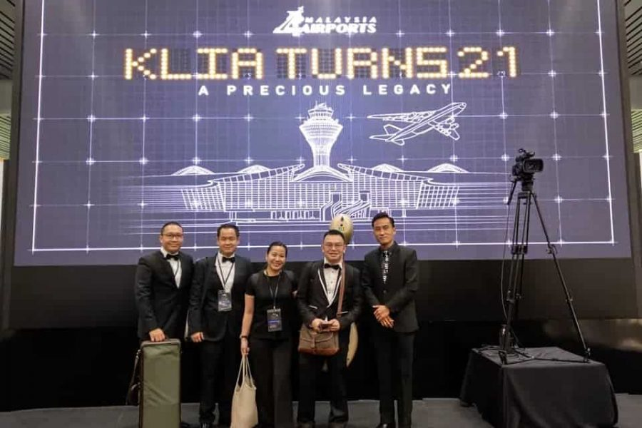 Live Band Performance – KLIA Turns 21