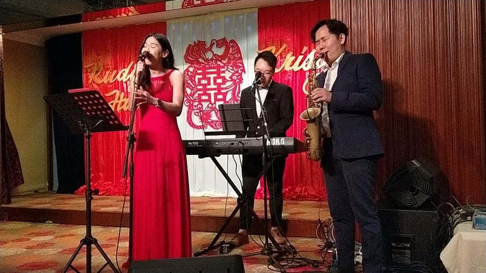 Wedding Band Performance – Xin Cuisine, Concorde Hotel KL