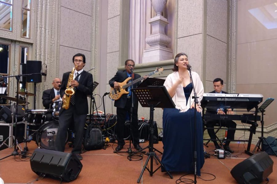 Wedding Band Performance – Sunway Putra Hotel KL